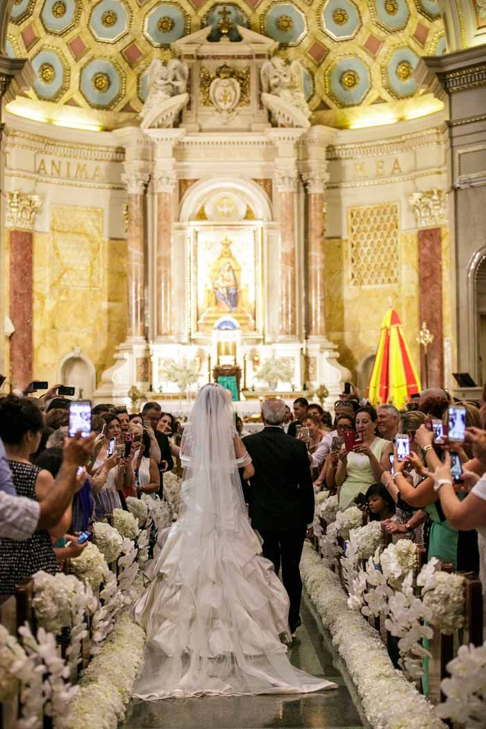 Wedding Of The Week Tatiana Di Maggio And Salvatore Guercio New York Weddingsite Co Uk
