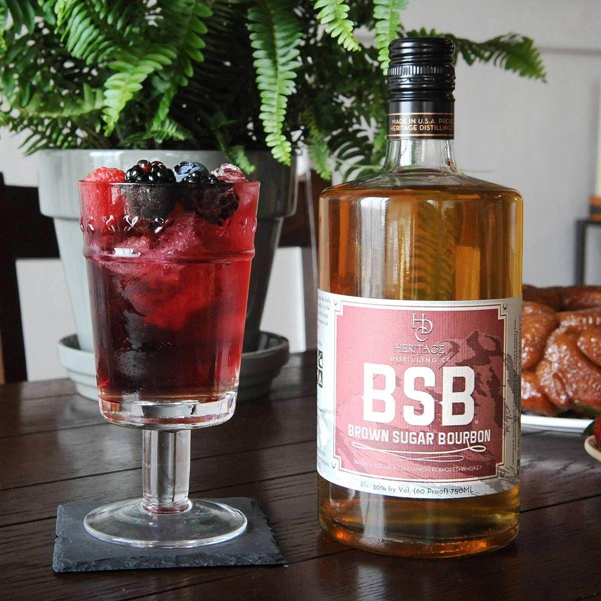 Bsb Sangria Spritzer Fruity Drinks Bourbon Drinks Whiskey Drinks