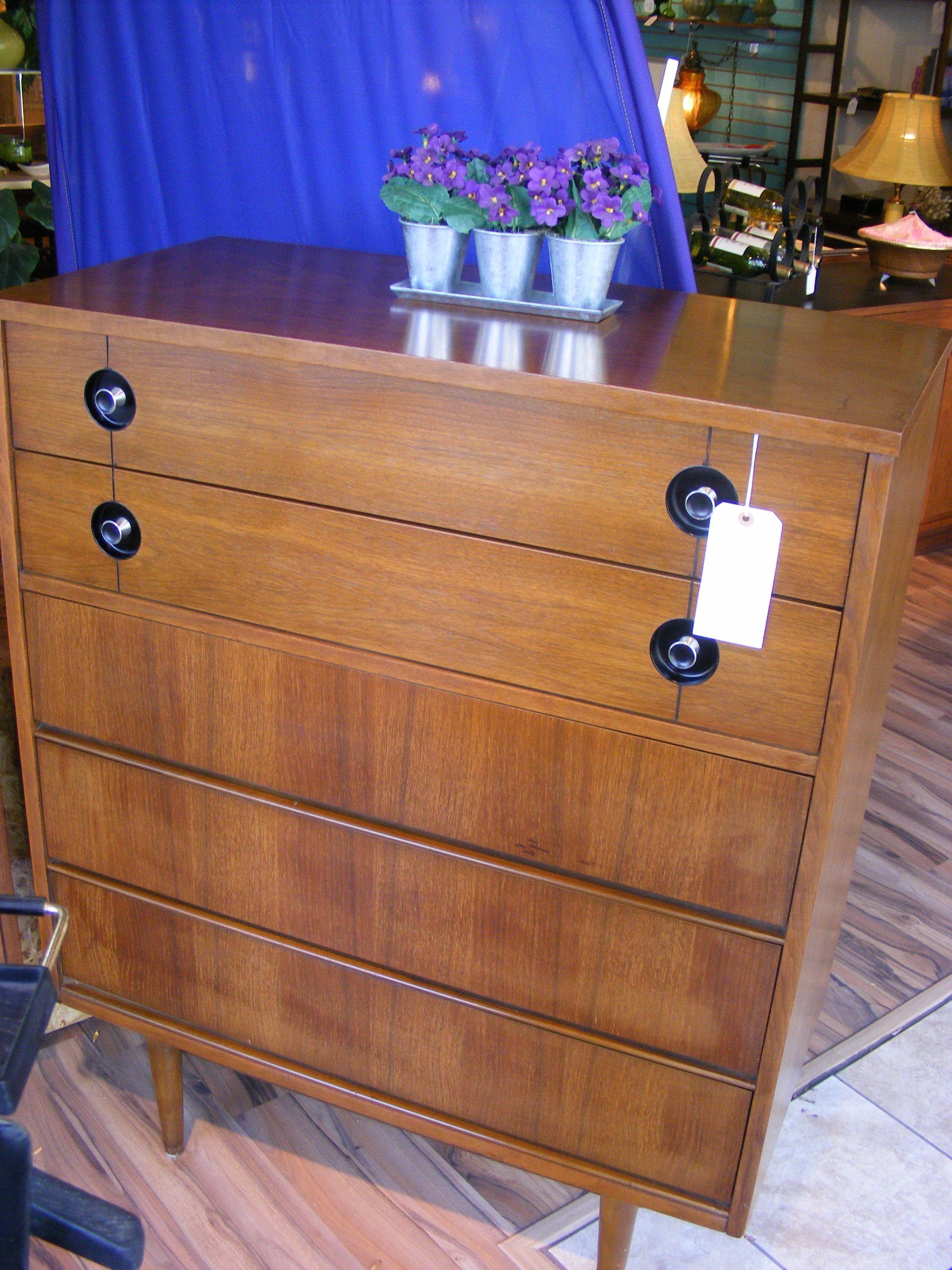 1963 Stanley Furniture Co. Tall Dresser ! So MCM! U2014 At Retro Kalamazoo.