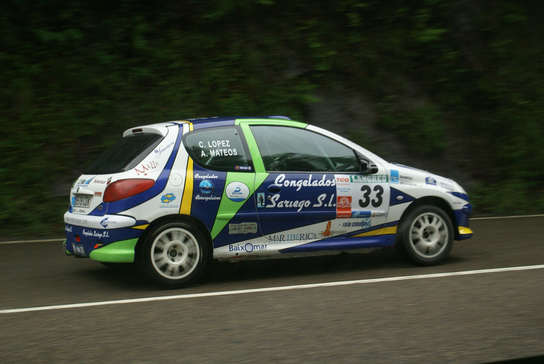 Peugeot 206xs arsenio mateos 2010 fotos de coches