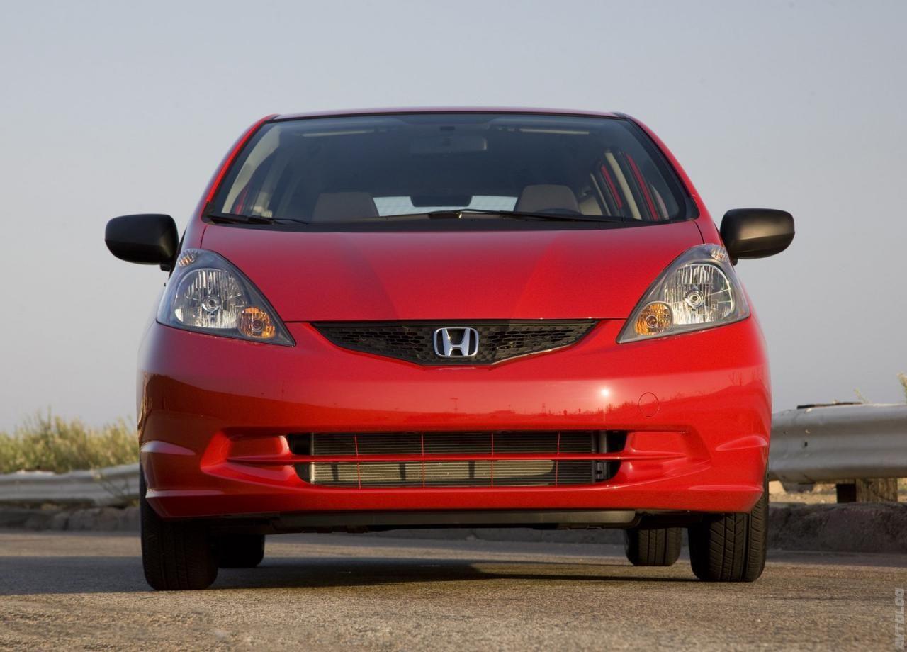 2009 Honda Fit 2009 honda fit, Automobile