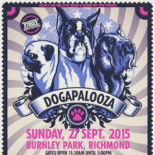 Dogapalooza Melbourne S New Dog Friendly Music Festival Australian Dog Lover A Charity Concert Event Against Anim Dog Friends Dog Themed Parties