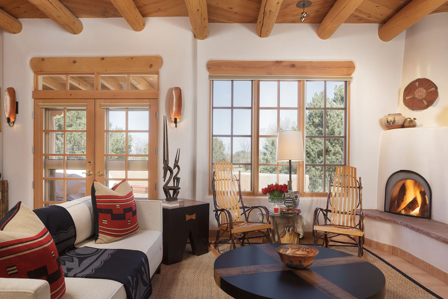 New Mexico Style, interior design, southwest style | House makeover ...