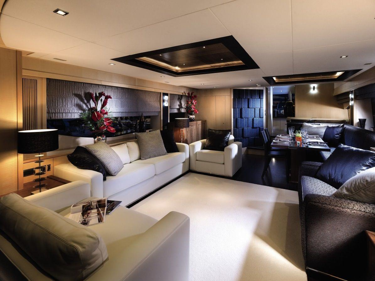 Luxury Yacht Interior Design Luxury yachts and Luxury yacht interior