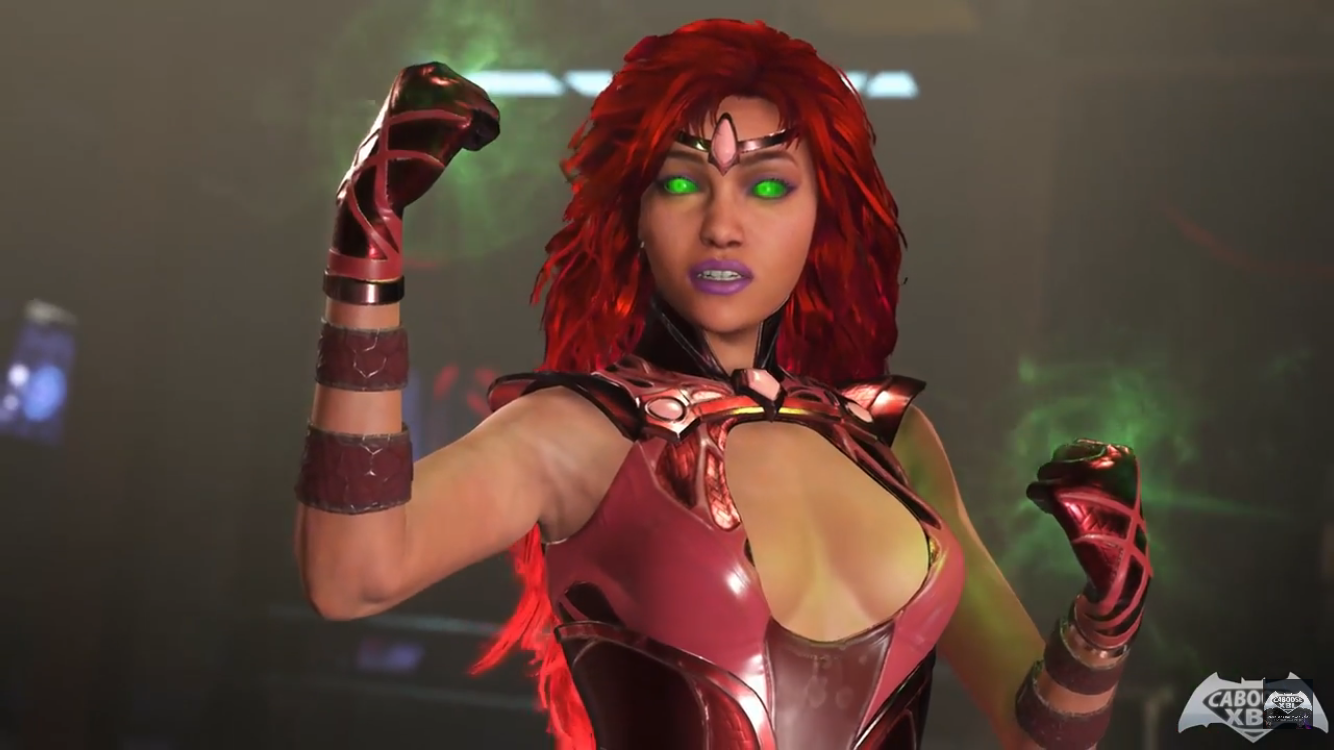 46++ Injustice starfire information