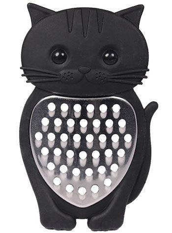 Amazing A Kitty In The Kitchen Black Cat Grater By Streamline NYC Gifts, Home Decor,
