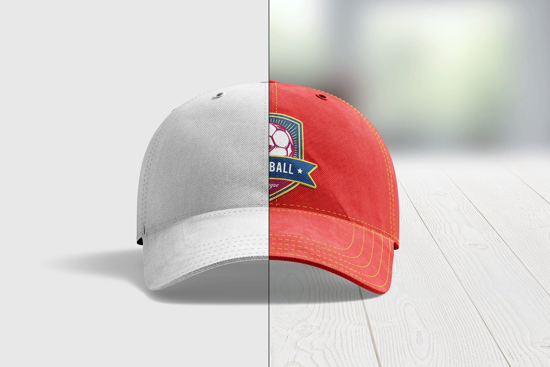 Baseball Cap 3d Mockup Baseball Cap Free Logo Mockup Mockup
