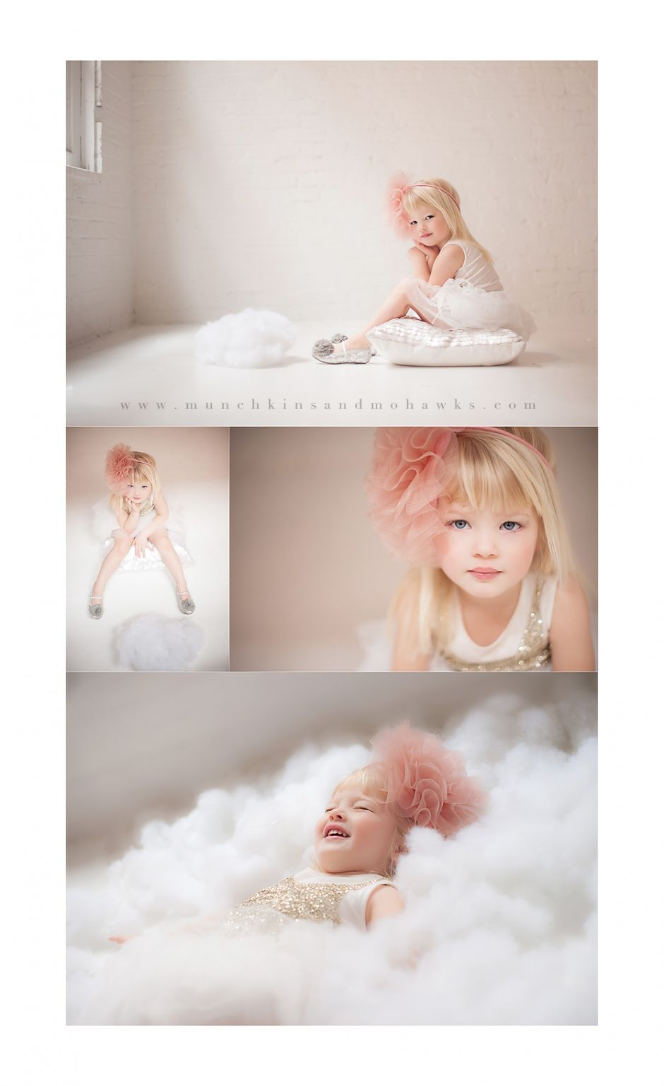 A cloudy day professional commercial child photographer munchkins and mohawks photography portraits by tiffany amber