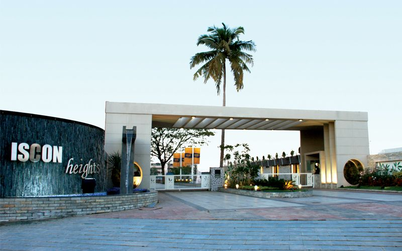 2 800 500 arch community entrance for Architecture design for home in vadodara