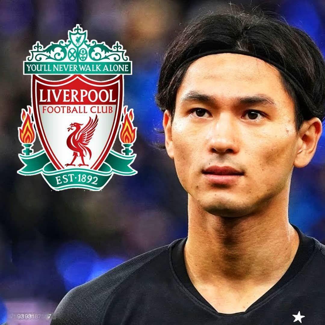 Takumi Minamino will have a medical at Liverpool today