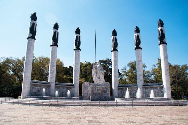 Coffee + Cleveland: Bosque de Chapultepec, Altar a la Patria