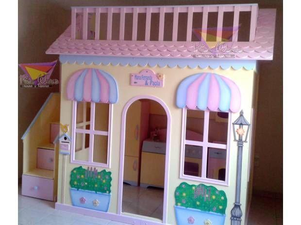camas y literas infantiles kids world en imagen