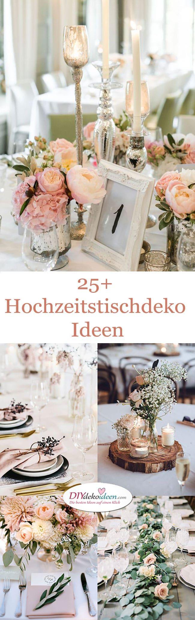 Hochzeitstischdeko Ideen fr deine Hochzeitsplanung