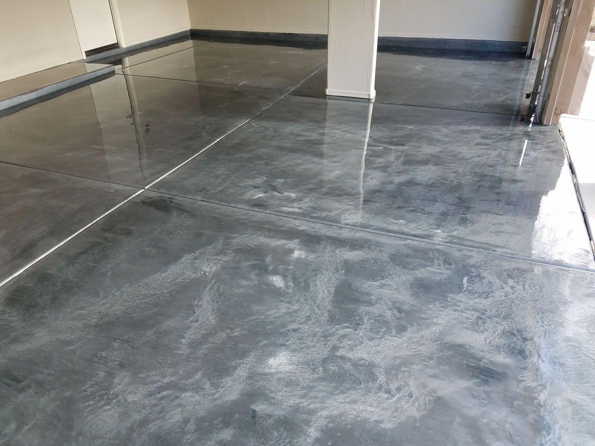 Metallic Concrete Floor Coating Yahoo Image Search Results Epoxit Boden Epoxidharz Boden Bodenbelag