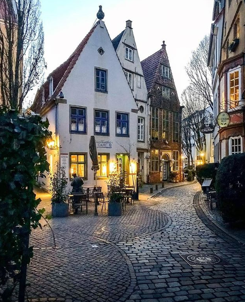 I Want To Visit Germany In German: Schnoor, Germany Teamtullytravel.com