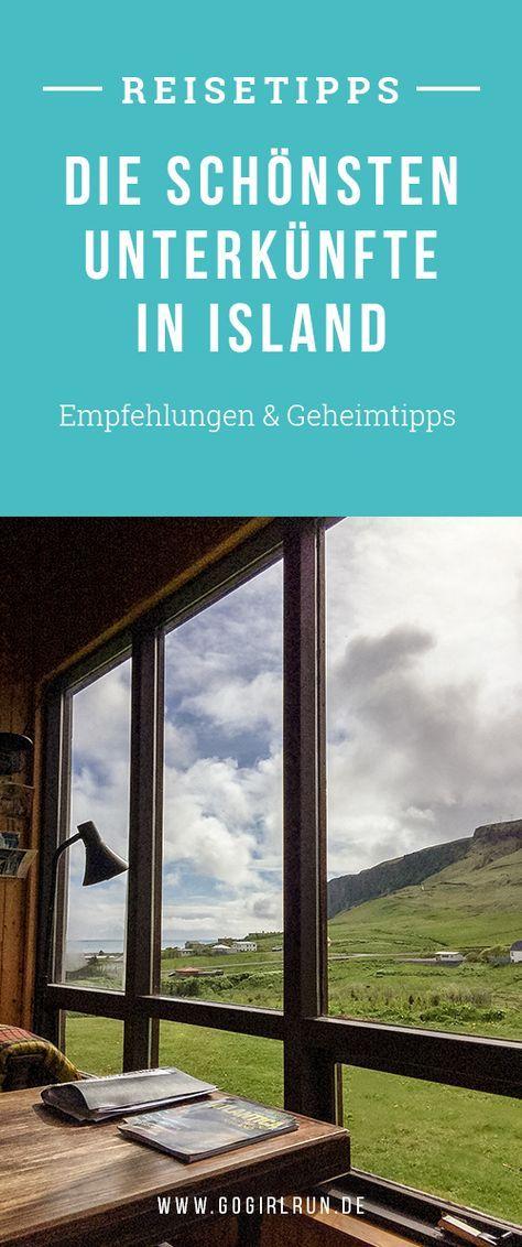 Unterkünfte Island: Meine Empfehlungen und Geheimtipps für Deine Rundreise #vacationlooks