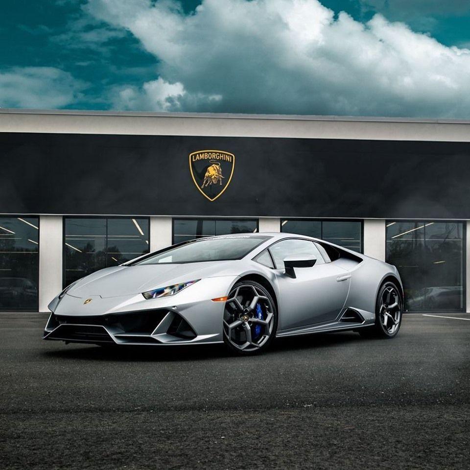 The New Lamborghini Huracan Evo Lamborghini Evolved Sports