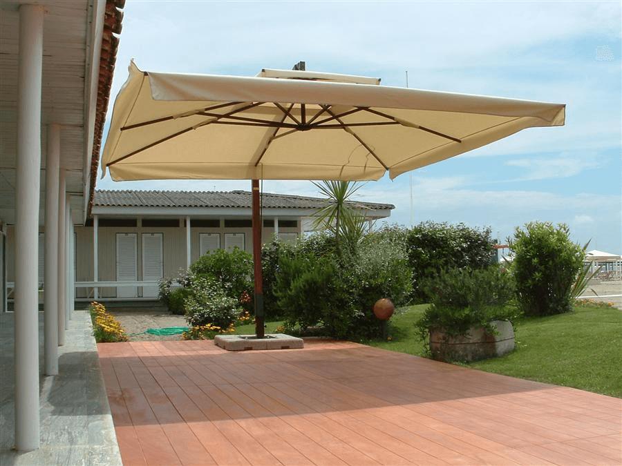 Deck Umbrella Covers Design Large