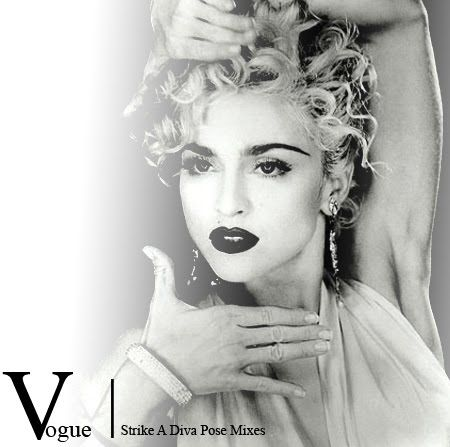 Madonna Asked You To Strike A Vogue Pose And Pay Homage To The Great Silverscreen Sirens Madonna Vogue Madonna Concert Madonna Images