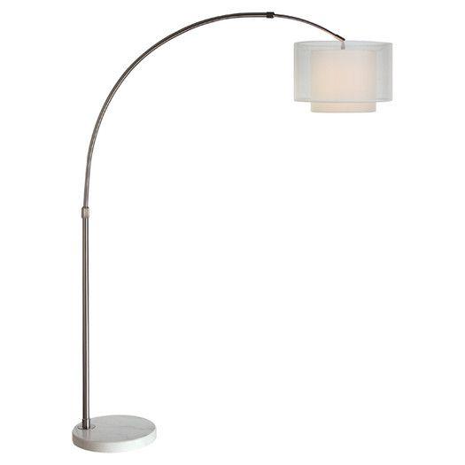 Trend Lighting Corp Brella Floor Lamp Arc Floor Lamps