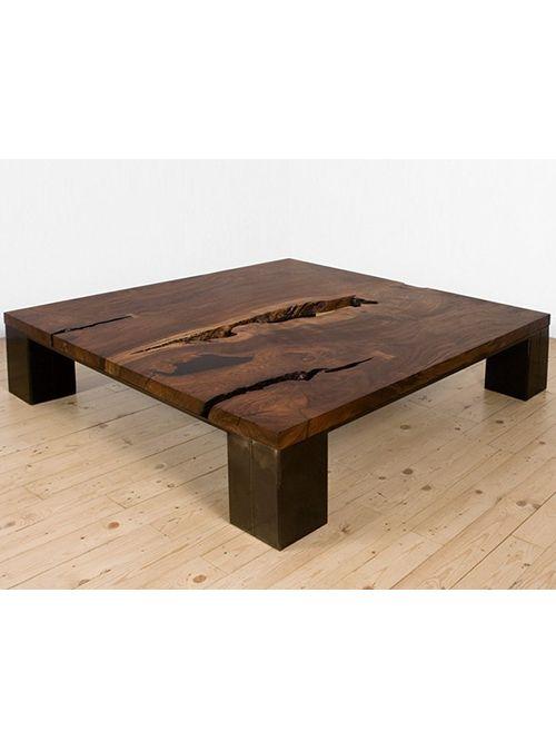 Tavolino Per Salotto Legno.Tavolini Da Salotto In Legno Firmati Designxtutti