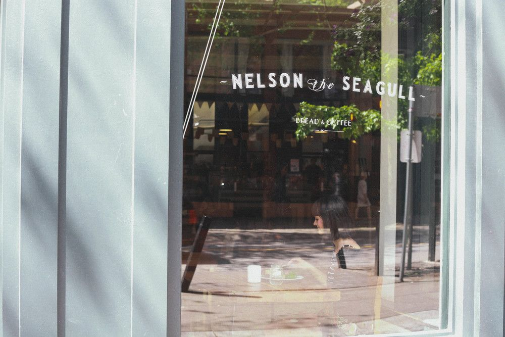 A Month of Breakfast // Nelson The Seagull — Treasures & Travels ::