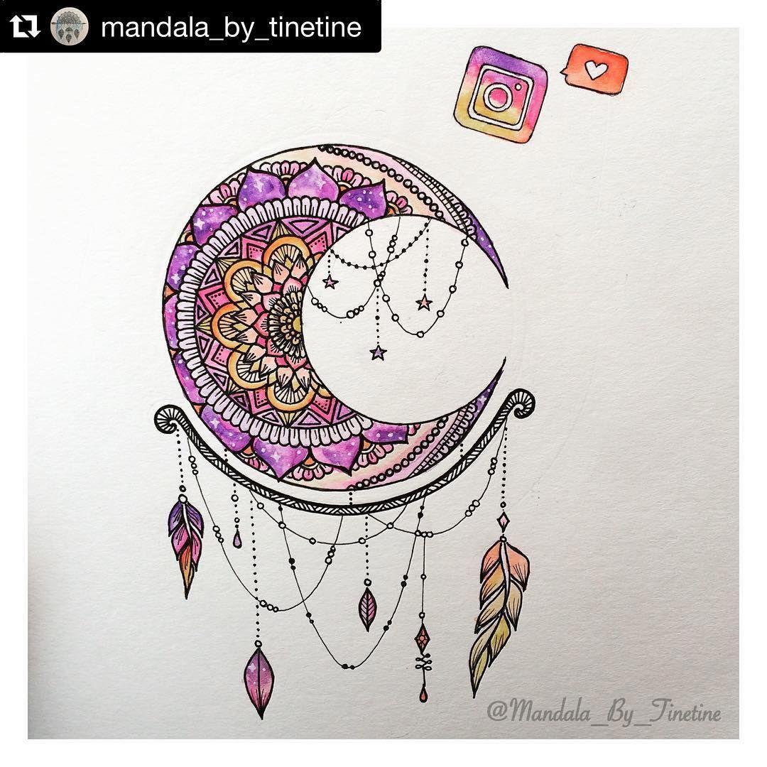 Pin De Claudia Membreño En Ideas Tattoos: Consulta Esta Foto De Instagram De @mandalaslovers • 693