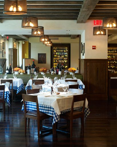 New York How To Eat Drink And In Style House Restaurant