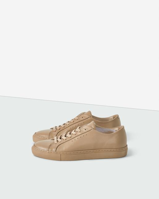 Kate Low Sneaker Sand - Shoes - Shop Woman - Filippa K