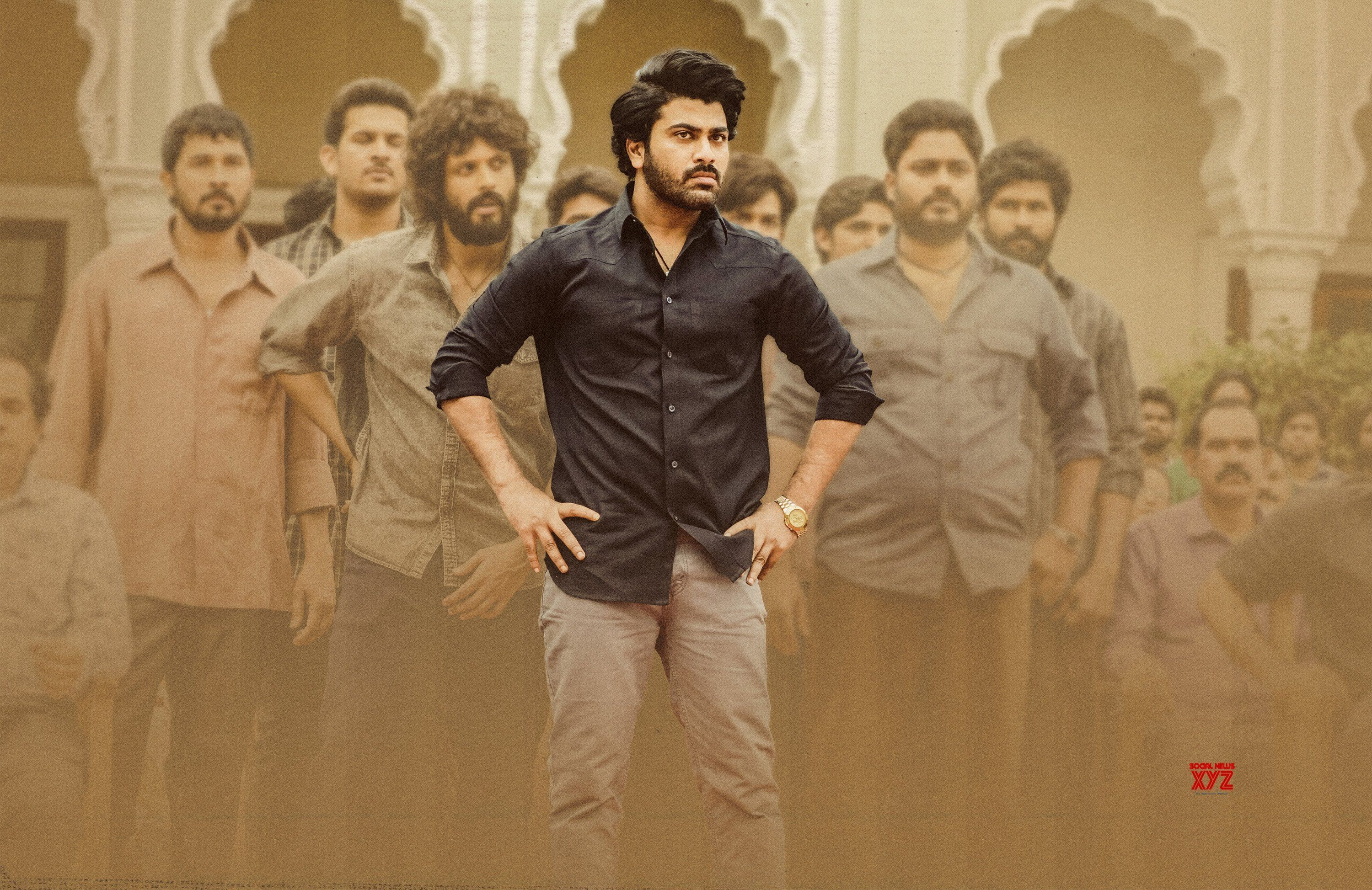 Golden opportunity for Sharwanand   Social News XYZ Movies