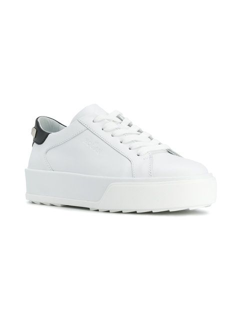 Hogan Studded detail sneakers