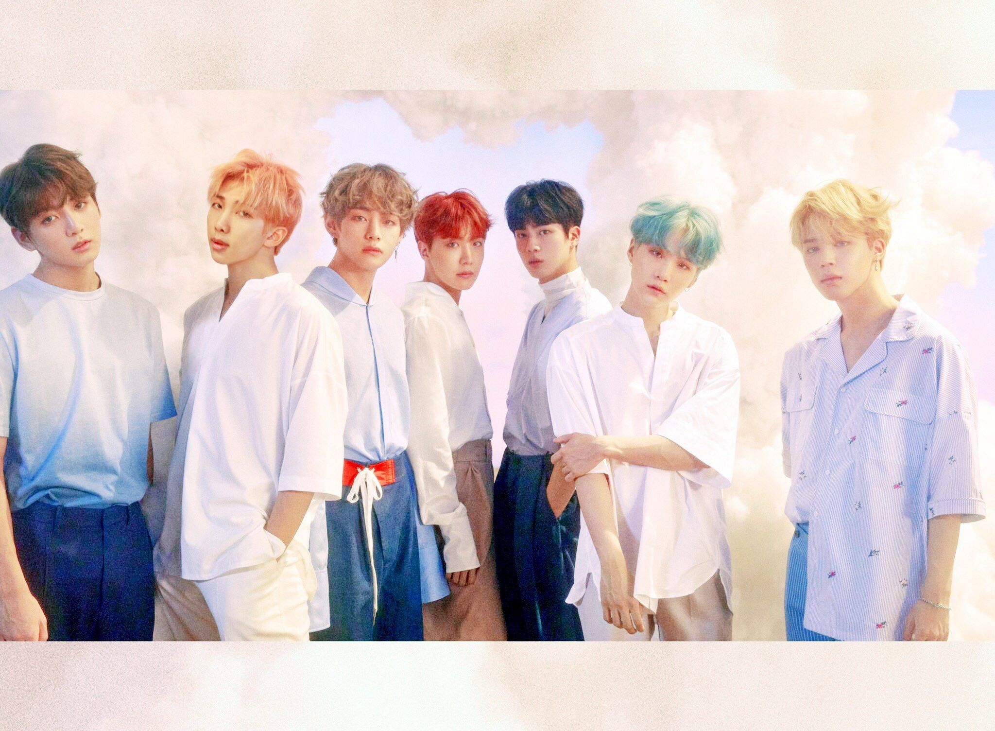 BTS Love Yourself Her Concept Photo O version   LOVE