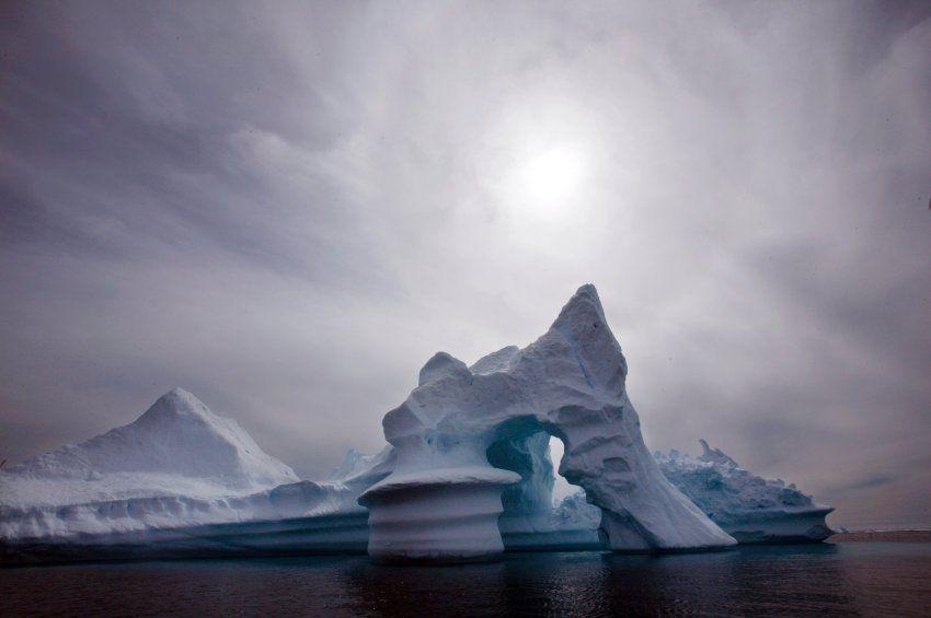 Musikprojekt zum Klimawandel: So klingen singende Eisberge - SPIEGEL ONLINE - Wissenschaft