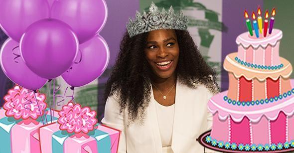 Happy Birthday @SerenaWilliams from the #WTA! http://wtatenn.is/CSFh4i