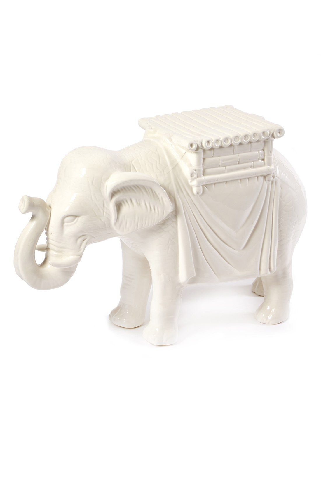 Free Shipping And Returns On Two S Company Ceramic Elephant