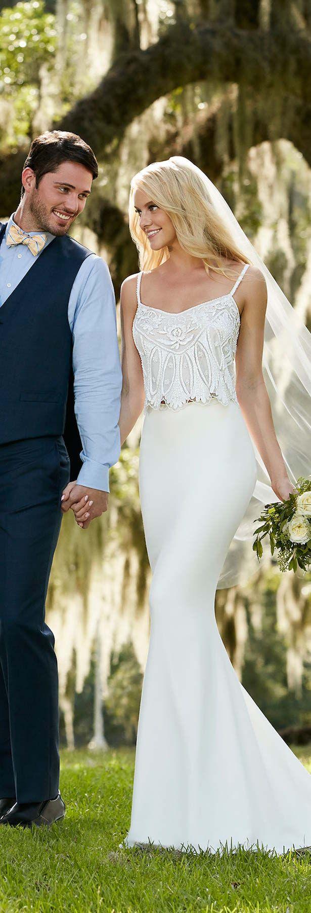 Martina liana spring bridal collection wedding dresses