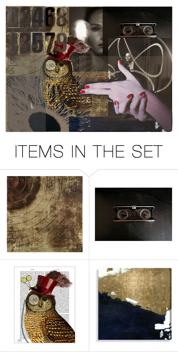 """""""perspicacious"""" by pheinart ❤ liked on Polyvore featuring art, Blue, Amara and artflashmob"""