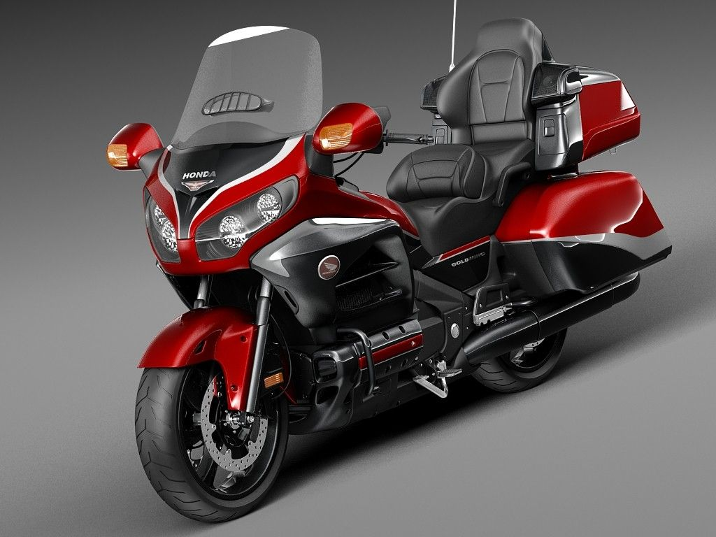 2017 honda goldwing