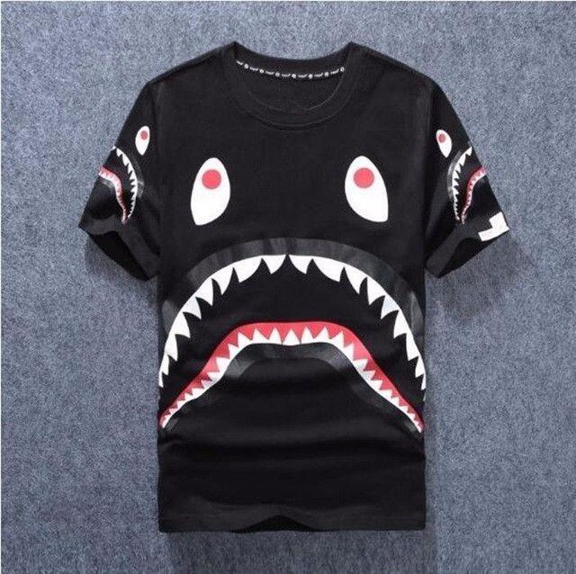 ShirtProducts Shark Bape Men's Men's T wPkZNX0O8n
