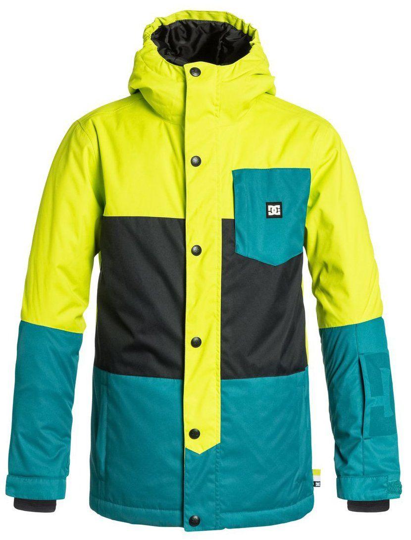 0d8fc4e71 DC Big Boys  Defy Boy Snow Jacket