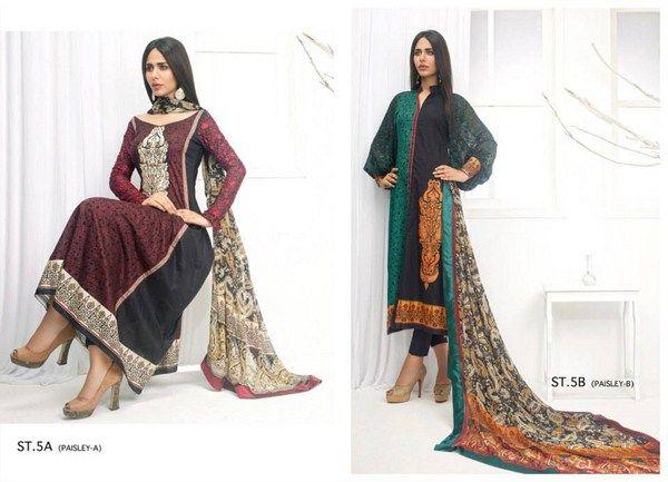 Zainab Chottani Party Dresses 2013 For Women