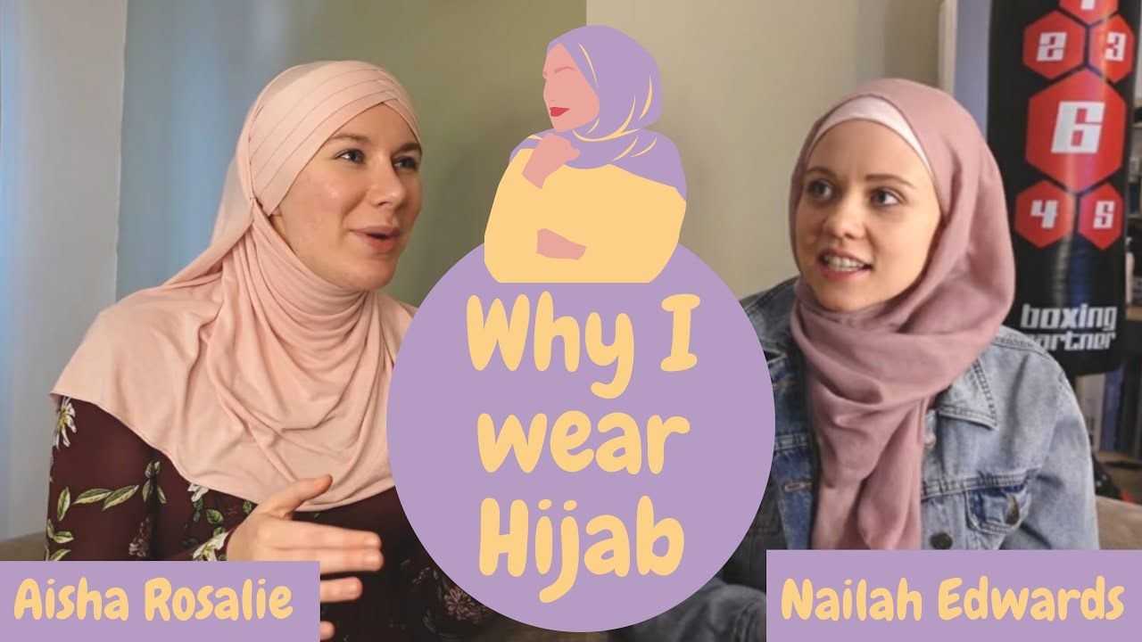 Why I wear Hijab 🧕 | Aisha Rosalie & Nailah Edwards