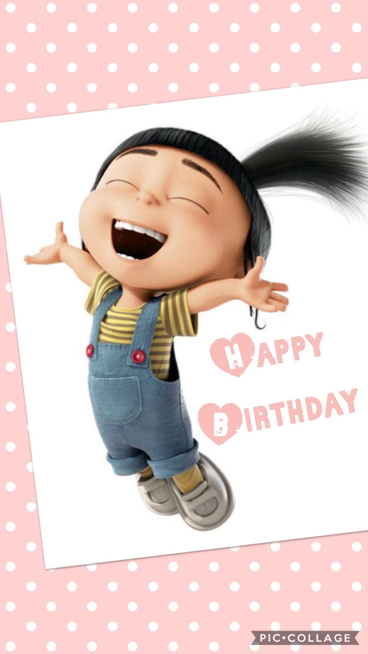 Despicable Me Birthday Card Happy Bd Memes Pinterest