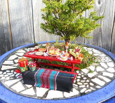 Make a Miniature Garden | HGTV Gardens with Janit Calvo of Two Green Thumbs Miniature Garden Center