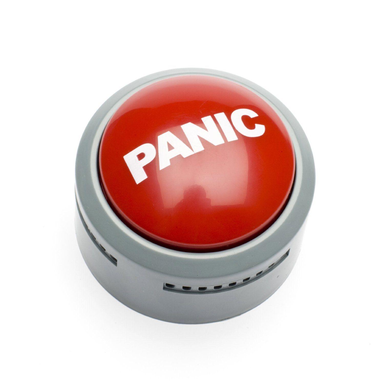 Panic Button, Press It | Alles für den Nerd | Pinterest | Nerd