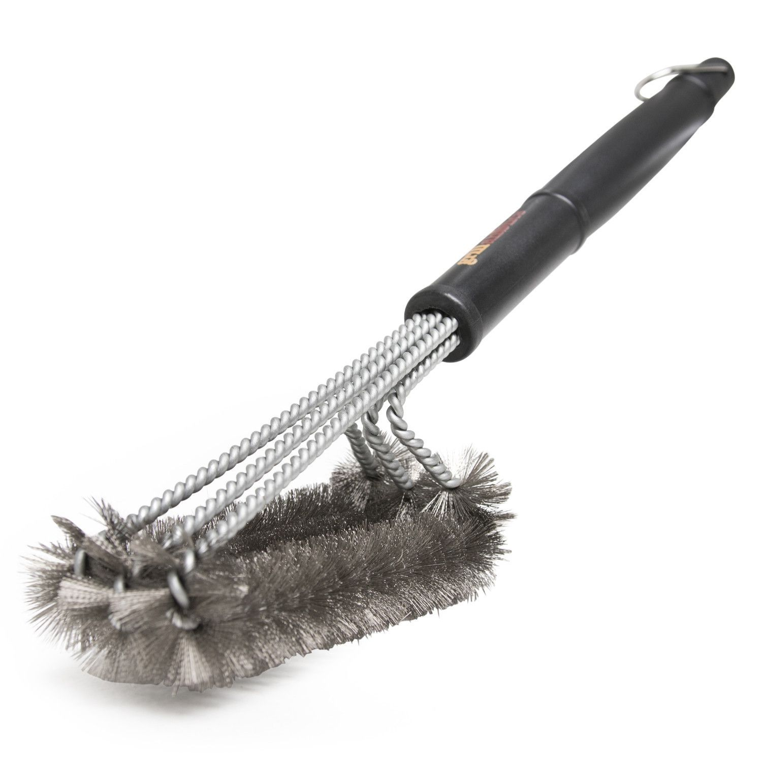 Essentials Steel Grill Brush Grill brush, Clean grill