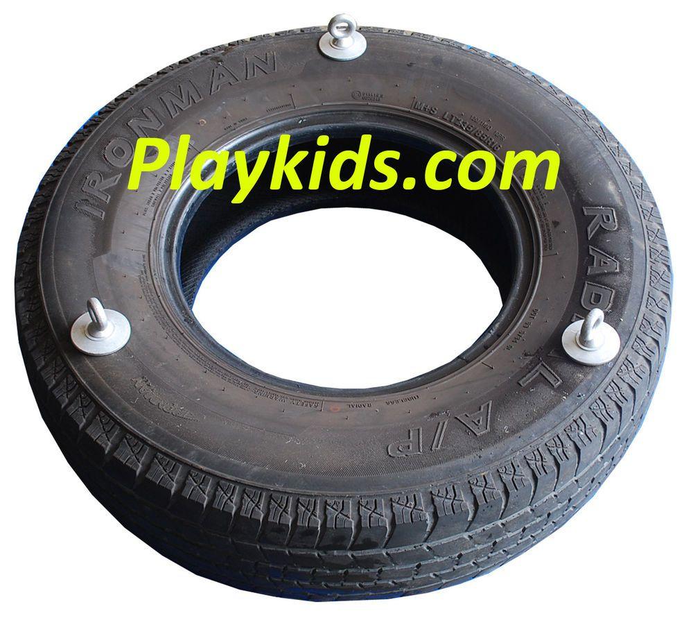 Swing set swivel tire swing swivel hanger hardware playset tire