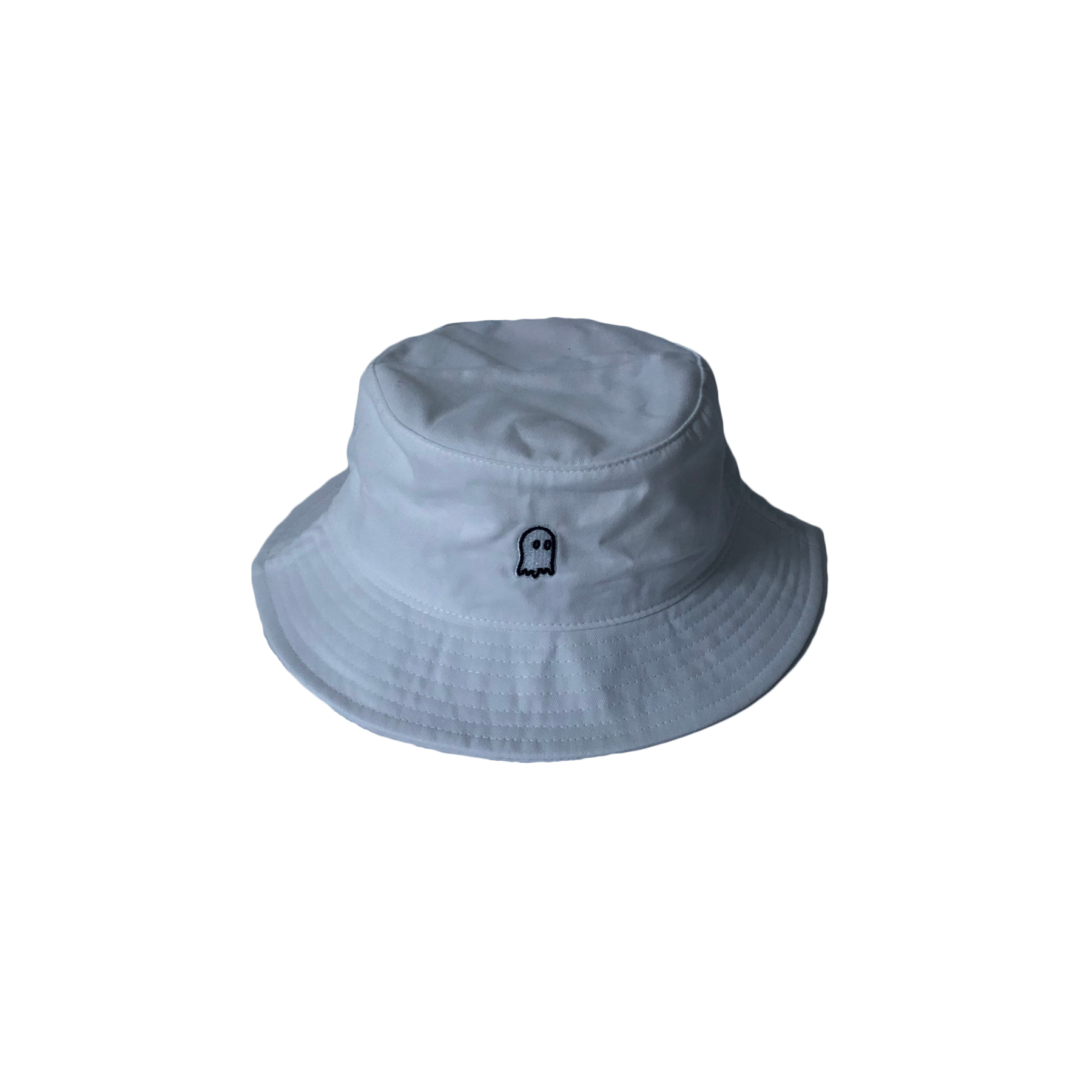 White Bucket Hat Bucket Hat Hats Brushed Cotton