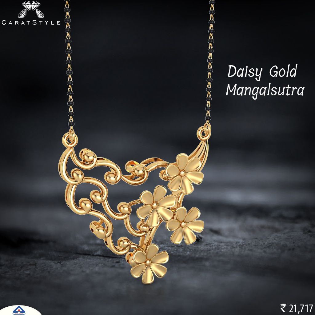 The sheer brilliance of gold for your dazzling personality gold