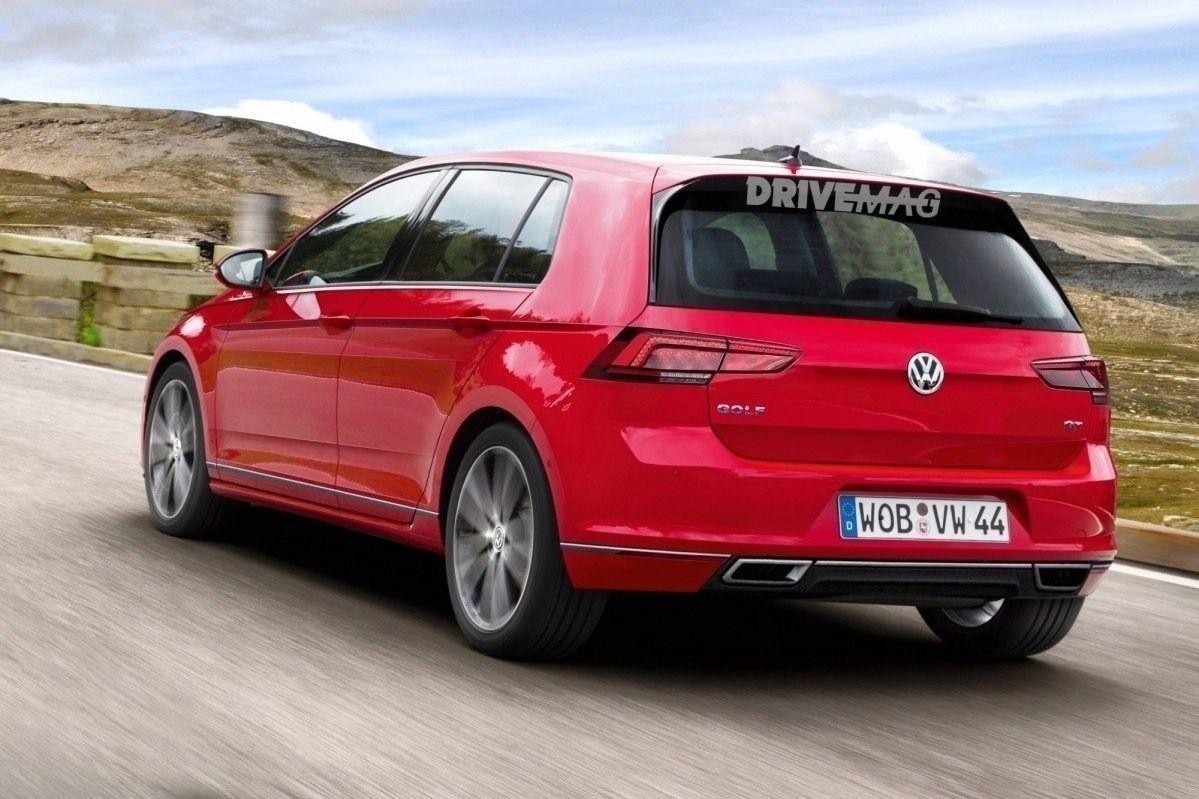 2020 Volkswagen Golf Gtd Release Date And Concept Volkswagen